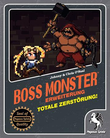 Boss Monster: Totale Zerstörung