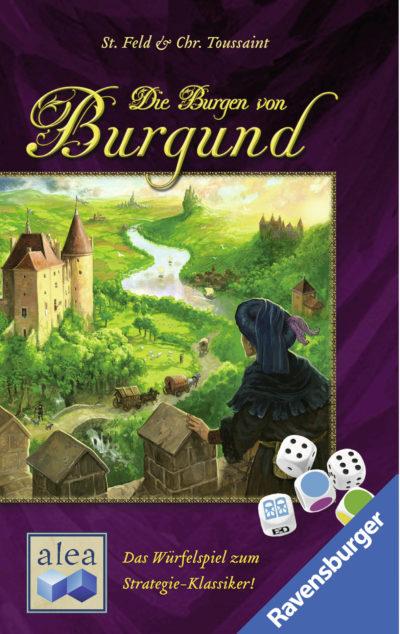 Die Burgen von Burgund: Das Würfelspiel