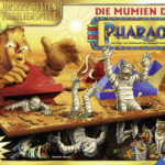 Cover Die Mumien des Pharao
