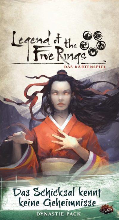 Legend of the 5 Rings: Das Schicksal kennt keine Geheimnisse