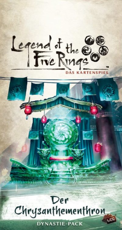 Legend of the 5 Rings: Der Chrysanthementhron