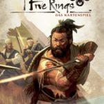 Cover Legend of the 5 Rings: Für Ruhm und Ehre