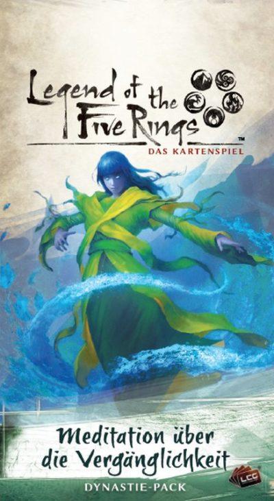 Legend of the 5 Rings: Meditation über die Vergänglichkeit