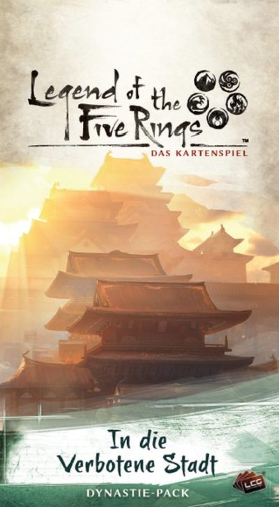Legend of the 5 Rings: In die verbotene Stadt