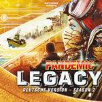 Pandemic Legacy: Season 2 / Gelb