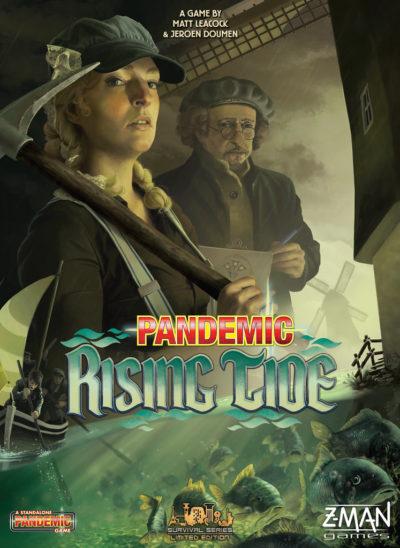 Pandemic: Steigende Flut