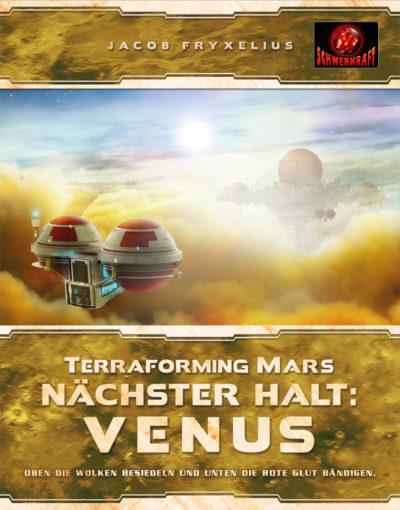 Terraforming Mars: Nächster Halt Venus