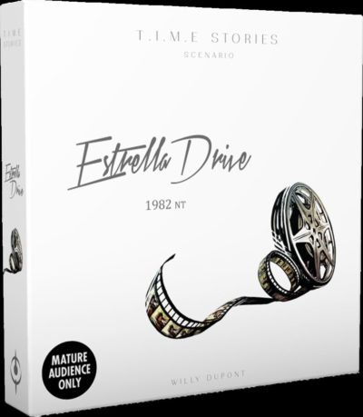Cover T.I.M.E Stories: Estrella Drive