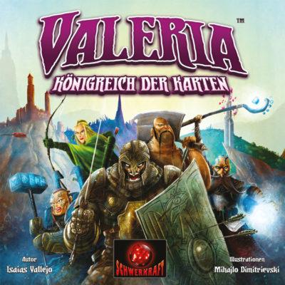 Valeria: Königreich der Karten