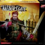 Cover Betrayal at Baldur's Gate