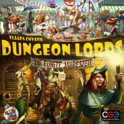 Dungeon Lords: Die fünfte Jahreszeit