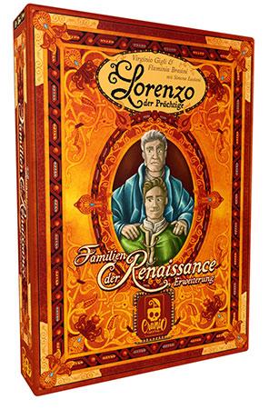 Lorenzo der Prächtige: Familien der Renaissance