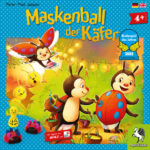 Cover Maskenball der Käfer