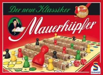 Cover Mauerhüpfer