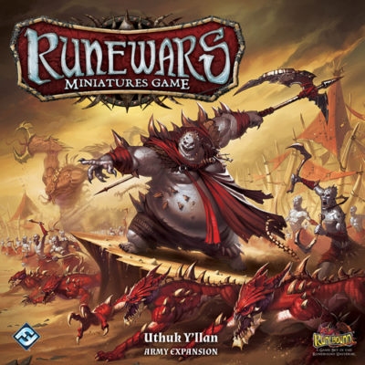 Cover Runewars –Miniaturenspiel: Uthuk Y'llan