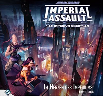 Star Wars: Imperial Assault – Im Herzen des Imperiums