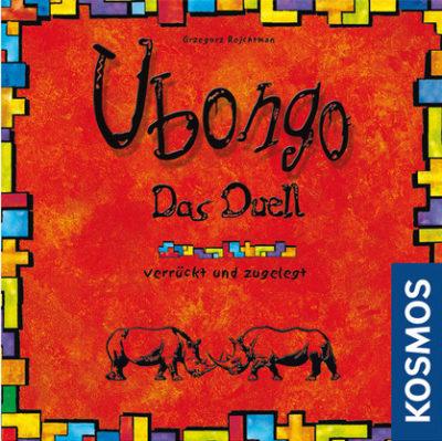 Cover Ubongo: Das Duell