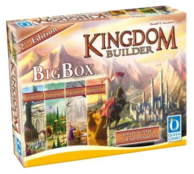 Kingdom Builder Big Box (2. Edition)
