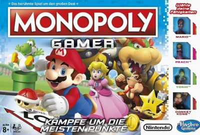 Monopoly Gamer: Mario Edition