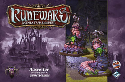 Runewars –Miniaturenspiel: Aasreiter