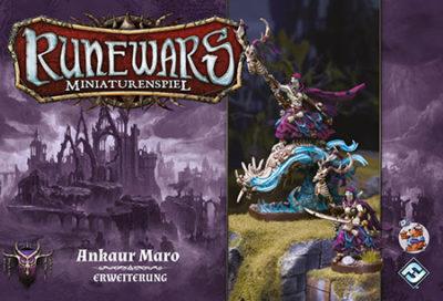 Runewars –Miniaturenspiel: Ankaur Maro