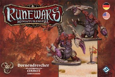 Runewars –Miniaturenspiel: Dornendrescher