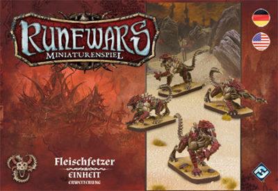 Runewars –Miniaturenspiel: Fleischfetzer