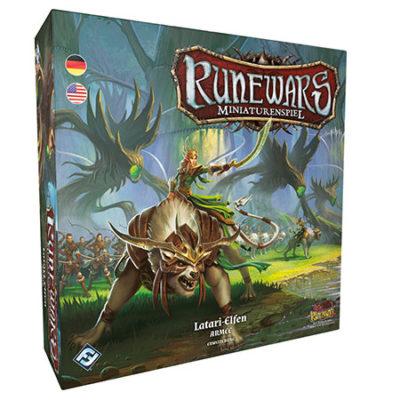 Runewars –Miniaturenspiel: Latari-Elfen