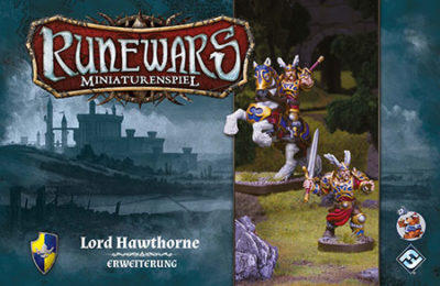 Runewars –Miniaturenspiel: Lord Hawthorne