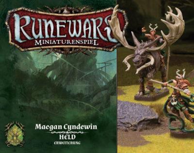 Runewars –Miniaturenspiel: Maegan Cyndewin