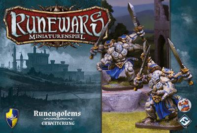 Runewars –Miniaturenspiel: Runengolems