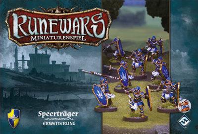 Runewars –Miniaturenspiel: Speerträger