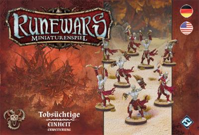 Runewars –Miniaturenspiel: Tobsüchtige
