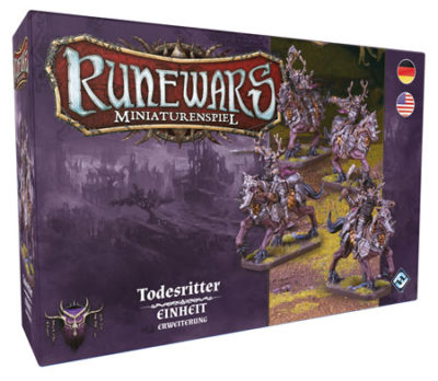 Runewars –Miniaturenspiel: Todesritter