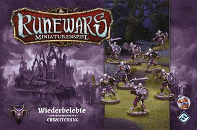 Runewars –Miniaturenspiel: Wiederbelebte
