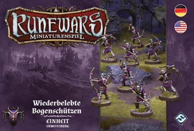 Runewars –Miniaturenspiel: Wiederbelebte Bogenschützen