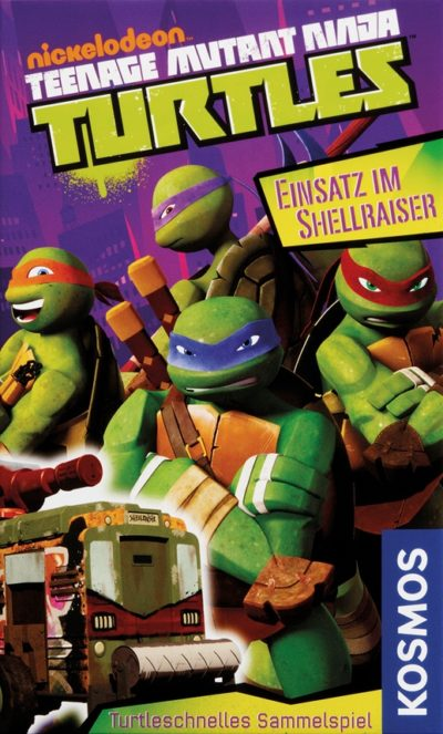 Teenage Mutant Ninja Turtles: Einsatz im Shellraiser