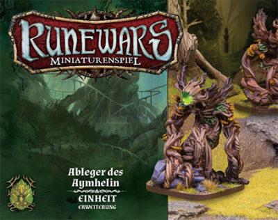 Runewars –Miniaturenspiel: Ableger des Aymhelin