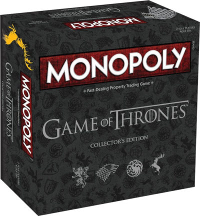 Monopoly: Games of Thrones Collectors Edition