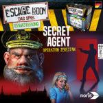 Escape Room: Das Spiel – Secret Agent