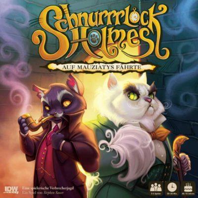 Schnurrrlock Holmes