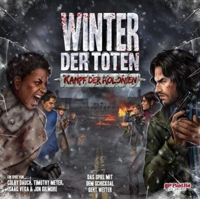 Winter der Toten: Kampf der Kolonien