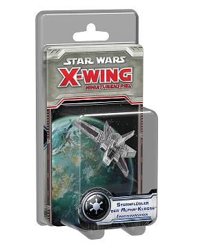 Star Wars: X-Wing – Sternenflügler der Alpha-Klasse