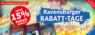 Die Ravensburger Rabatt-Tage