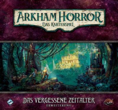 Arkham Horror: Das Kartenspiel – Das vergessene Zeitalter