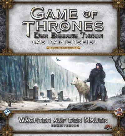 Der Eiserne Thron (Das Kartenspiel) / 2. Edition: Wächter auf der Mauer