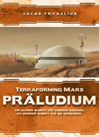 Terraforming Mars: Präludium