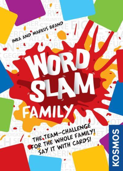 Word Slam: Family