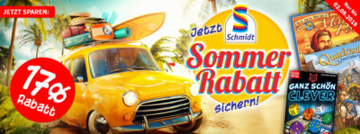 Schmidt Spiele im Sommer-Rabatt