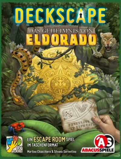Deckscape: Das Geheimnis von El Dorado